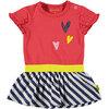 BESS set Dress Hearts