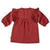 BESS Dress AOP Ruffle