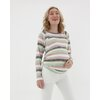 L2W Sweater Nursing Striped