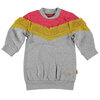 BESS Sweatdress Colorblock