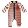 BESS Suit Striped with Pocket
