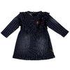 BESS Dress Denim Striped