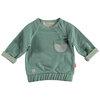 BESS Sweater Pocket Groen